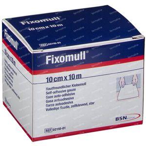 Fixomull ADH 10cm x 10m 1 stuk