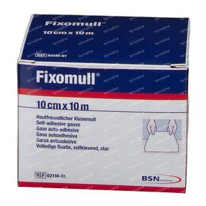 Fixomull ADH 10cm x 10m 1 pièce
