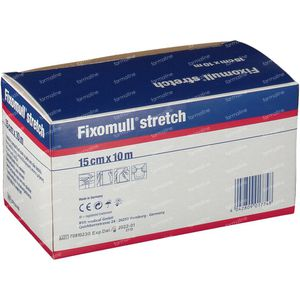 Fixomull Stretch ADH 15cm x 10m 1 item