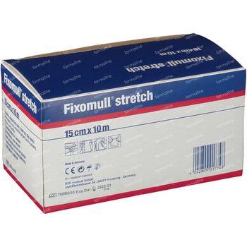 Fixomull Stretch ADH 15cm x 10m 1 st
