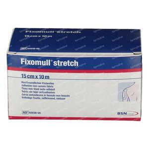 Fixomull Stretch Adesivo 15cmx10m 1 pezzo