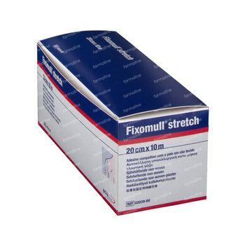 Fixomull Stretch ADH 20cm x 10m 1 stuk