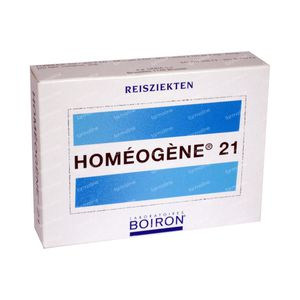 Homeogene Nr 21 60 tabletten