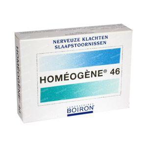 Homeogene Nr 46 60 stuks Tabletten