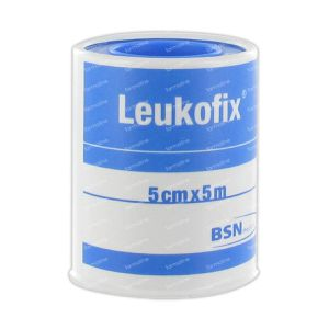 Leukofix 5 m x 5 cm 2124 1 St