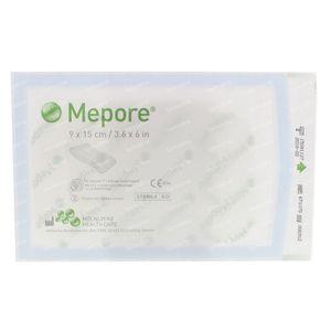 Mepore CP/KP Stérile 9x15cm 1 671000 1 pièce