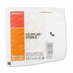Cicaplaie Steriel Verband 10cm x 8cm 66660273 1 St