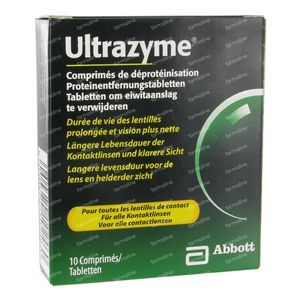 Ultrazyme Deprotein 10  compresse