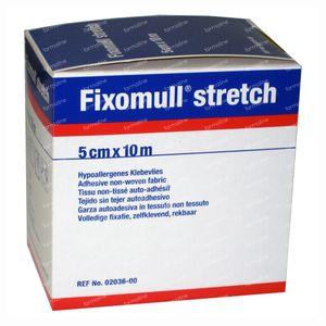 Fixomull Stretch ADH 5cmx10m 1 St