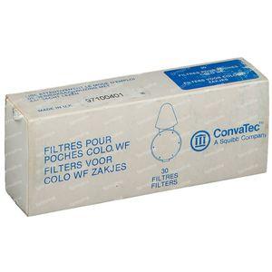 Convatec Filter S208 30 A 30 pièces