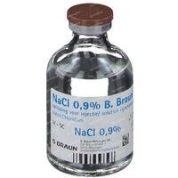 Braun NaCl 0.9% flap 50 ml