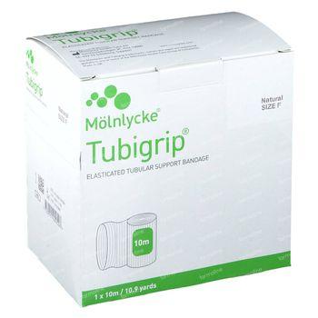 Tubigrip F Bandage Tubulaire Élastique Naturel 10m 1438 1 pièce