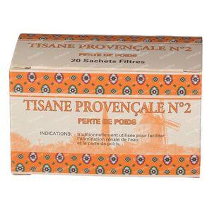 Alphamega Tisane Provençale N2 20 sachets