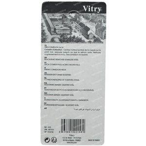 Vitry Classic Tire Comedons Inox 1072 1 pièce