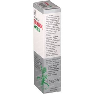 Gehwol Extra Feet Cream 75 ml