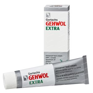 Gehwol Extra Feet Cream 75 ml
