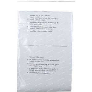 Dermat Gants Small 100% Coton 1 pièce