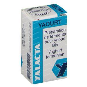 Yalacta Yoghurtferment Blauw 4 g