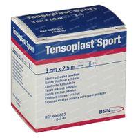 Tensoplast Sport 3cm x 2.5m Nr 4005553 1 st