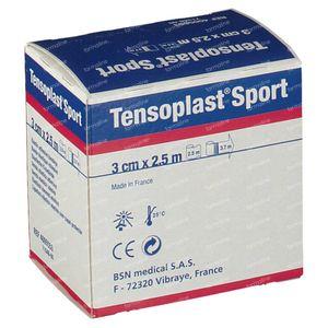 Tensoplast Sport 3cm x 2.5m Nr 4005553 1 pièce