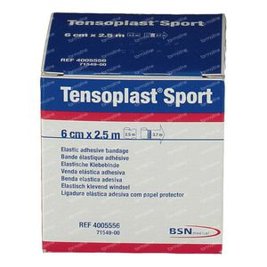 Tensoplast Sport 6cm x 2.5m 1 pezzo