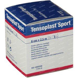 Tensoplast Sport 6cm x 2.5m 1 pièce
