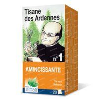 Tisane des Ardennes® n°1 Amincissante 20  sachets
