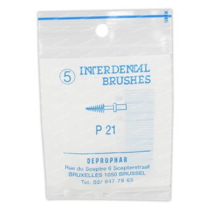 Proximal Brush P 21 Conical 5 St