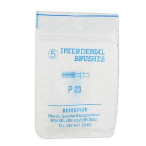 Proximal Brush P 23 Cylindric 5 pezzi