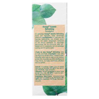 Kneipp Huile de Bain Eucalyptus 100 ml