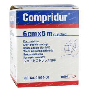 Compridur Bande Elast 6Cmx5M 105400 1 pièce