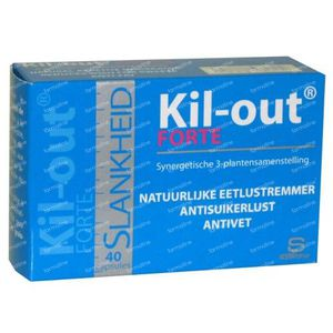 Kil-Out Forte 40 capsules