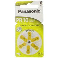 Panasonic Batterij Oorapparaat Geel Pr 230H 6 st