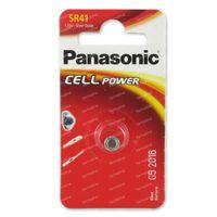 Panasonic Batterij Sr 41W 1 st