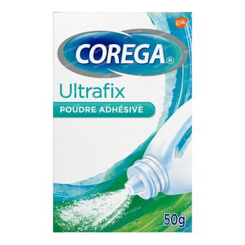 Corega Ultrafix Poudre Adhésive 50 g
