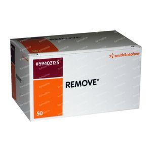 Remove wipes 50 stuks