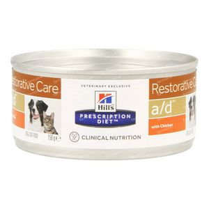 Hills Canine/Feline Dog/Cat Prescription a/d 5670 156 g