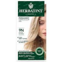 Herbatint Colorant Cheveux Permanente Blond Miel 9N 150 ml