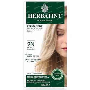 Herbatint Colorant Cheveux Permanente Blond Miel 9N 150 ml