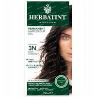 Herbatint Permanente Haarkleuring Donker Kastanjebruin 3N 150 ml