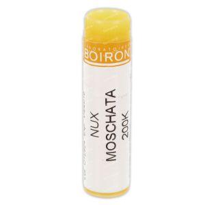 Boiron Nux Moschata 200K Globulen 1 stuk