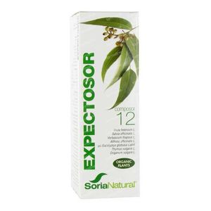 Soria Natural Composor 12 Expectosor 50 ml
