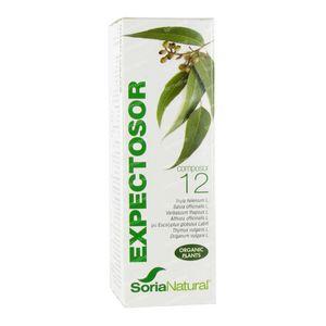 Soria Natural Composor 12 Expectosor 50 ml