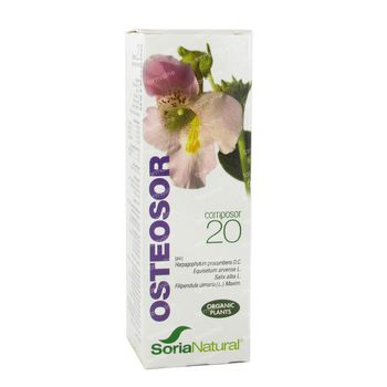 Soria Natural Composor 20 Osteosor 50 ml