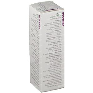 Soria Natural Composor 40 Ruscus Complex Venasor 50 ml