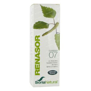 Soria Natural Composor 07 Renasor 50 ml