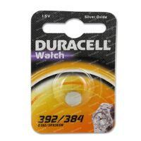 Image of Duracell d392 1,5v For Thermometer 10140 1 item