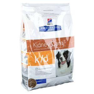 Hill's Canine Chien Prescription Diet k/d 4364m 5 kg