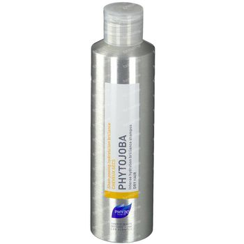 Phyto Phytojoba Shampoo Hydratation Brillance Cheveux Secs 200 ml