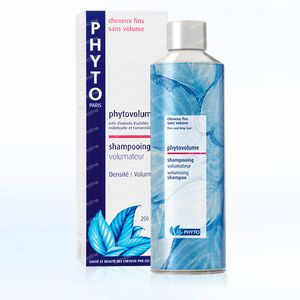 Phytovolume Shampoo Full Fine Hair 200 ml
